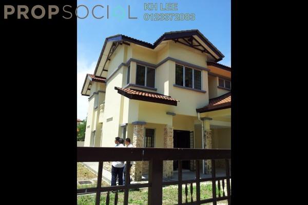 For Rent Semi-Detached at Kemuning Greenhills, Kota Kemuning Freehold Unfurnished 4R/3B 2k