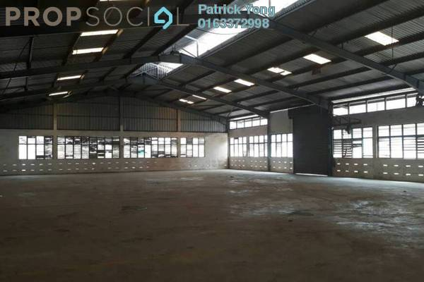 For Rent Factory at Cheras Jaya Industrial Park, Balakong Freehold Unfurnished 0R/4B 17k