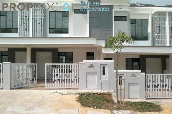 For Rent Terrace at Setia Indah, Setia Alam Freehold Semi Furnished 4R/4B 1.8k