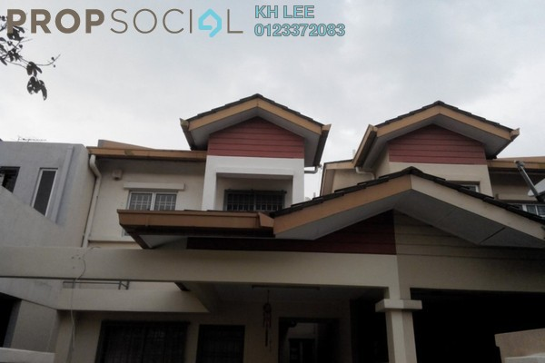 For Rent Terrace at Setia Impian, Setia Alam Freehold Unfurnished 4R/3B 1.2k