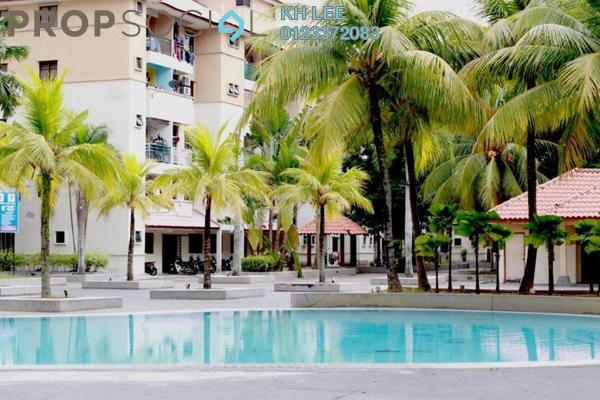For Rent Apartment at Prima Bayu, Klang Freehold Fully Furnished 3R/2B 1.3k