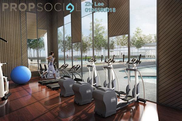 For Rent Condominium at Encorp Strand Residences, Kota Damansara Freehold Semi Furnished 0R/1B 1.8k