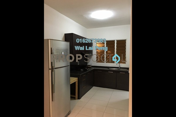 For Rent Condominium at Titiwangsa Sentral, Titiwangsa Freehold Fully Furnished 3R/2B 2.7k