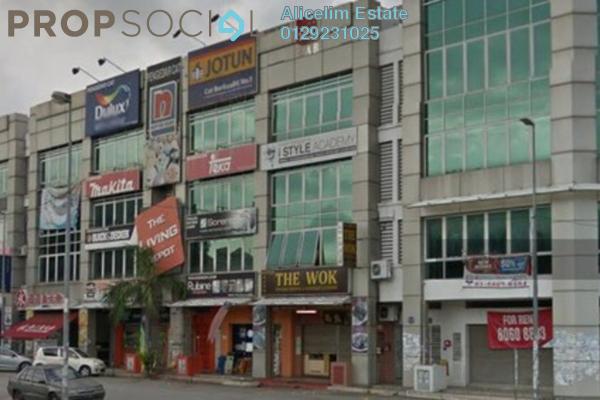 For Rent Shop at Puteri 4, Bandar Puteri Puchong Freehold Unfurnished 0R/1B 4k