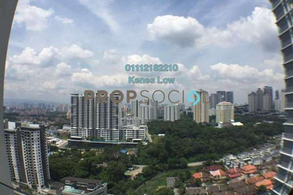 For Rent Condominium at Scenaria, Segambut Freehold Semi Furnished 2R/2B 1.8k