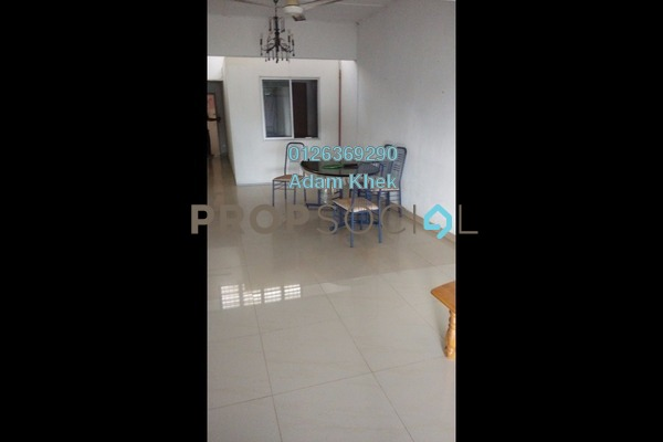 For Rent Terrace at Section 17, Petaling Jaya Freehold Unfurnished 4R/1B 1.7k