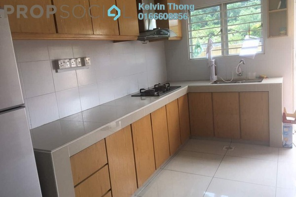 For Sale Terrace at Taman Sri Putra Mas, Sungai Buloh Freehold Semi Furnished 4R/4B 630k