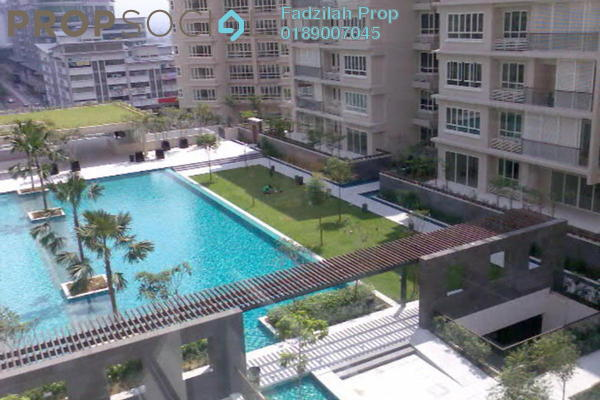 For Rent Condominium at Kiaraville, Mont Kiara Freehold Semi Furnished 4R/5B 8k