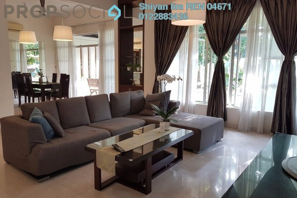 For Rent Semi-Detached at Valencia, Sungai Buloh Freehold Fully Furnished 5R/5B 6k