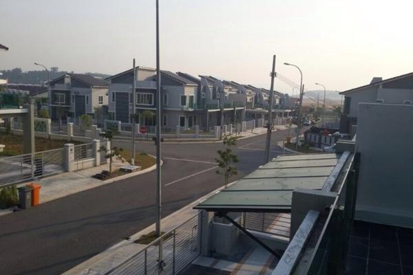 For Rent Terrace at Nusari Bayu, Bandar Sri Sendayan Freehold Unfurnished 4R/3B 1.1k
