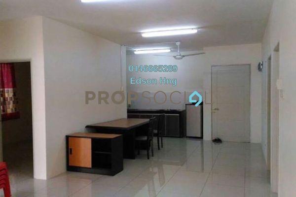 For Rent Condominium at Platinum Lake PV16, Setapak Freehold Semi Furnished 4R/2B 2k