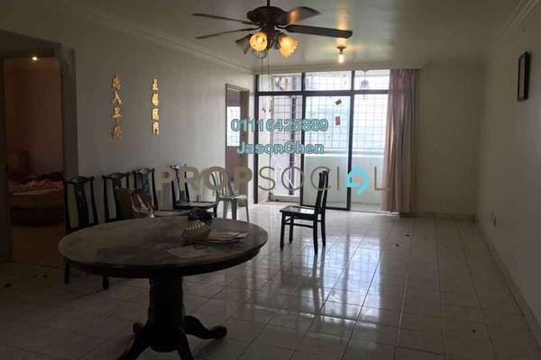 For Sale Condominium at Kenanga Point, Pudu Freehold Semi Furnished 3R/2B 499k