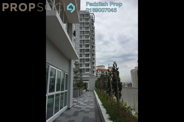 For Rent Condominium at 28 Dutamas, Dutamas Freehold Semi Furnished 3R/3B 3.3k
