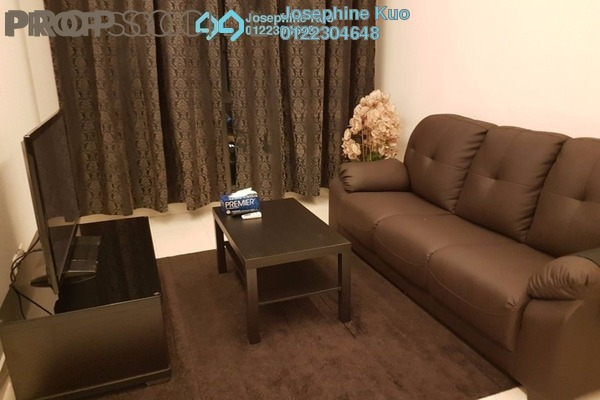 For Rent Condominium at Tropicana City Tropics, Petaling Jaya Freehold Fully Furnished 1R/1B 2.2k
