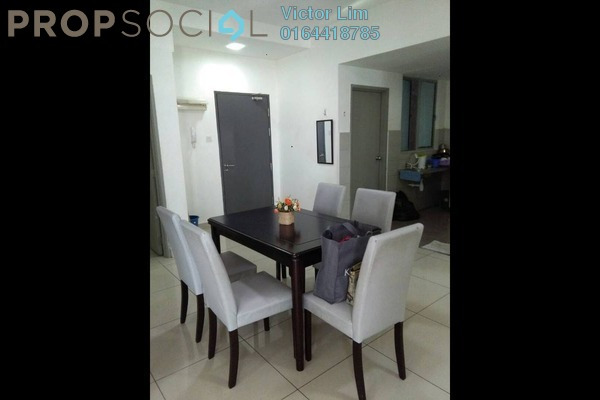 For Rent Condominium at Parc @ One South, Seri Kembangan Freehold Fully Furnished 3R/2B 2.1k
