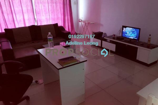 For Sale Serviced Residence at Setia Walk, Pusat Bandar Puchong Freehold Semi Furnished 2R/2B 598k