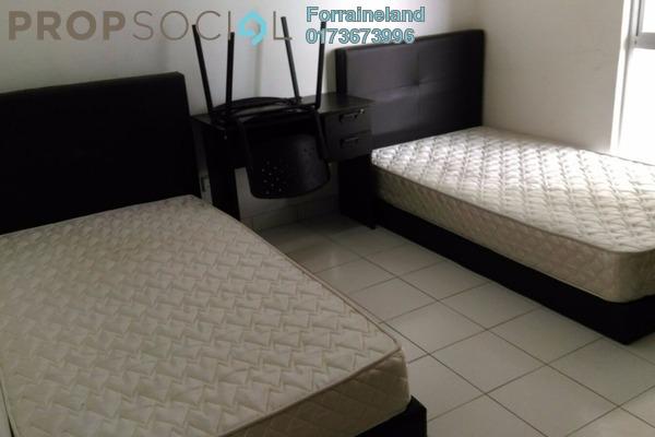 For Rent Condominium at Menara Rajawali, Subang Jaya Freehold Fully Furnished 3R/2B 2.7k