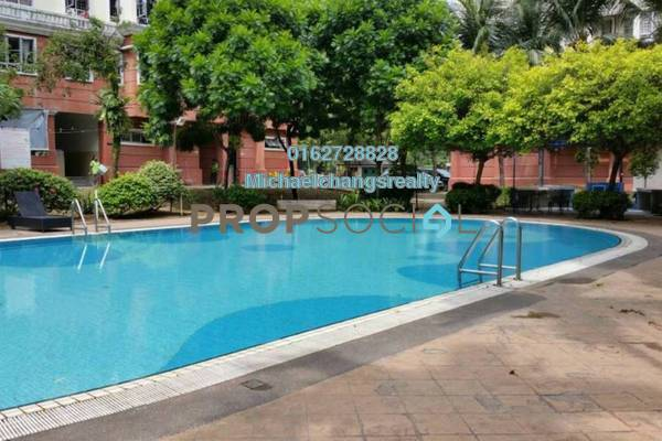 For Sale Apartment at D'Kiara Apartment, Pusat Bandar Puchong Freehold Unfurnished 3R/2B 370k
