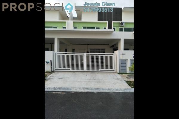 For Rent Terrace at Dextora, Bandar Sri Sendayan Freehold Semi Furnished 4R/4B 1k