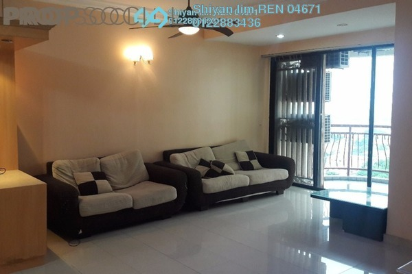For Rent Condominium at Villa Angsana, Jalan Ipoh Freehold Fully Furnished 3R/2B 1.7k