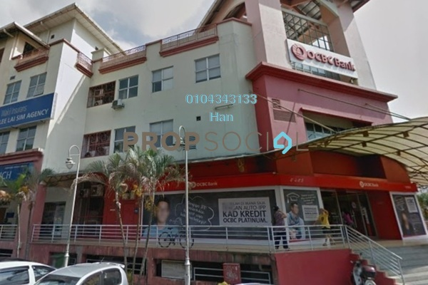 For Sale Shop at Taman Kepong, Kepong Leasehold Semi Furnished 0R/0B 2.5m