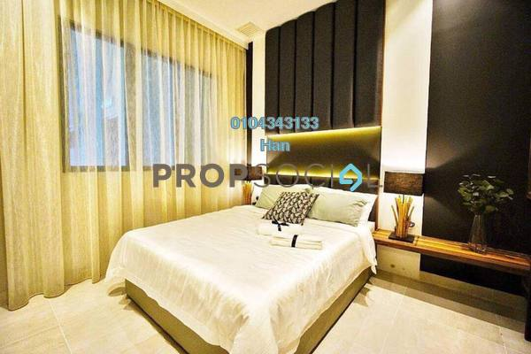 For Sale Serviced Residence at Taman Connaught, Cheras Freehold Unfurnished 3R/2B 293k