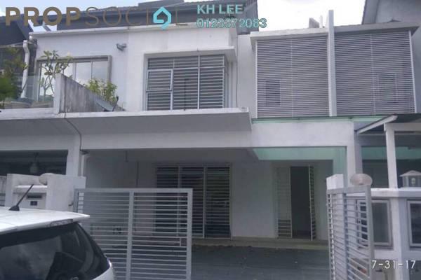 For Rent Terrace at Kemuning Residence, Kota Kemuning Freehold Semi Furnished 4R/4B 1.6k