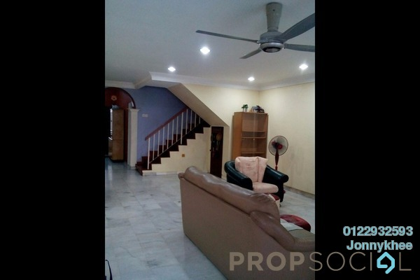 For Rent Terrace at Taman Wangsa Permai, Kepong Freehold Unfurnished 4R/3B 1.3k