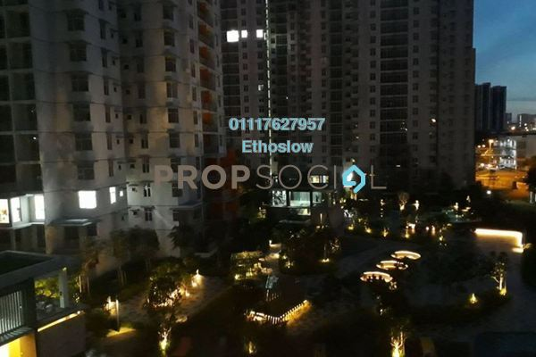For Rent Condominium at Midfields 2, Sungai Besi Freehold Semi Furnished 3R/2B 1.65k