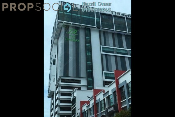 For Rent Shop at Section 16, Shah Alam Freehold Unfurnished 0R/0B 1.49k