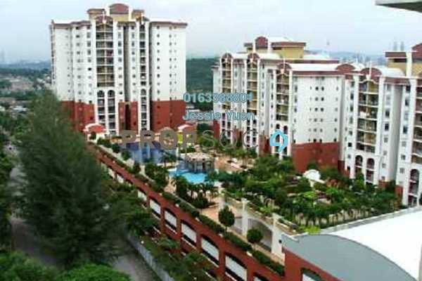 For Sale Condominium at Ketumbar Hill, Cheras Freehold Semi Furnished 3R/2B 380k