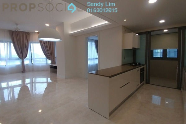 For Rent Condominium at The Sentral Residences, KL Sentral Freehold Fully Furnished 1R/1B 5k