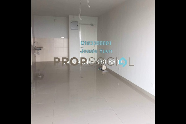 For Rent Condominium at Maxim Residences, Cheras Freehold Semi Furnished 2R/2B 1.6k