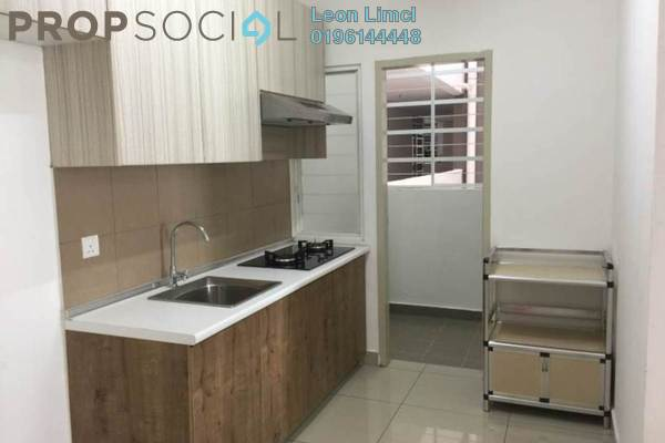 For Rent Condominium at Mutiara Ville, Cyberjaya Freehold Semi Furnished 3R/2B 1.4k