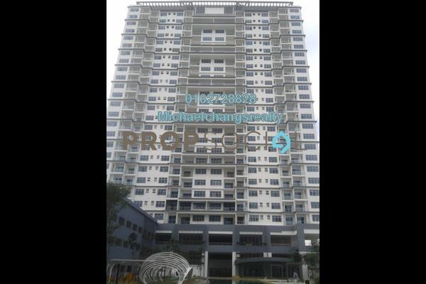 For Rent Condominium at Skypod, Bandar Puchong Jaya Freehold Semi Furnished 3R/2B 1.45k