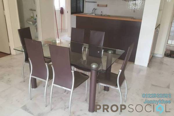 For Rent Condominium at Perdana Puri, Kepong Freehold Semi Furnished 3R/2B 1.1k