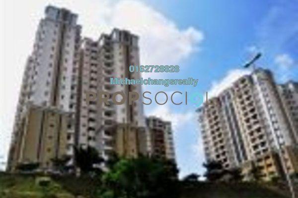 For Rent Condominium at Aseana Puteri, Bandar Puteri Puchong Freehold Fully Furnished 3R/2B 1.8k