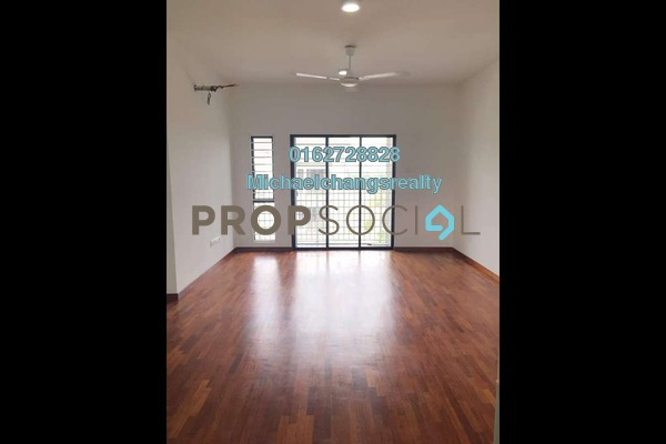 For Rent Terrace at Abadi Heights, Puchong Freehold Semi Furnished 5R/5B 2.5k