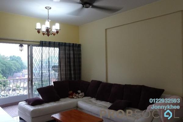 For Rent Condominium at Menara Sri Damansara, Bandar Sri Damansara Freehold Semi Furnished 3R/2B 1.4k