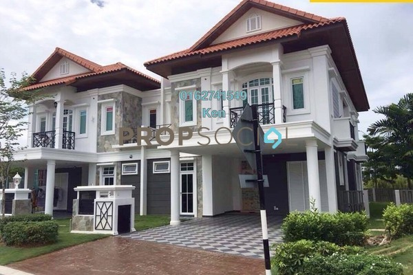 For Sale Semi-Detached at Setia Eco Glades, Cyberjaya Freehold Unfurnished 4R/6B 2.35m