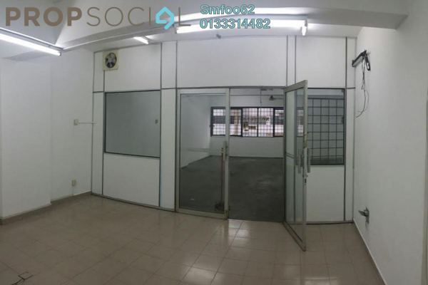 For Rent Office at Diamond Square, Setapak Freehold Unfurnished 0R/0B 1k