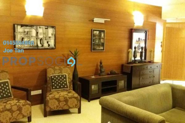 For Rent Condominium at The Saffron, Sentul Freehold Semi Furnished 3R/2B 1.9k