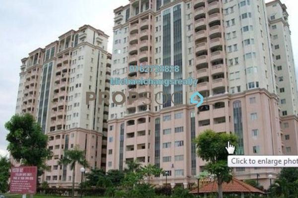 For Sale Apartment at Sri Bayu Apartment, Bandar Puchong Jaya Freehold Fully Furnished 3R/2B 415k