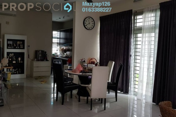 For Sale Semi-Detached at Laman Rimbunan, Kepong Freehold Semi Furnished 5R/6B 2.2m