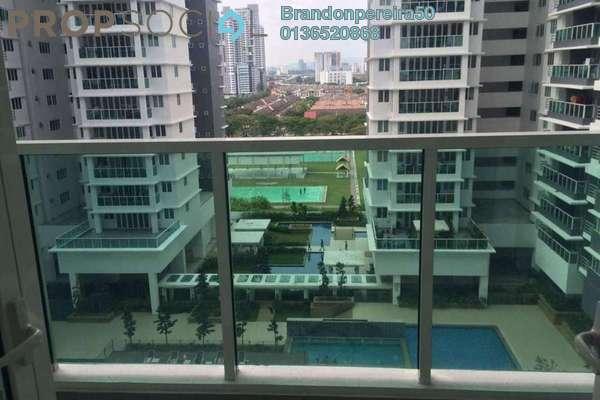 For Rent Condominium at The Regina, UEP Subang Jaya Freehold Semi Furnished 4R/3B 2k