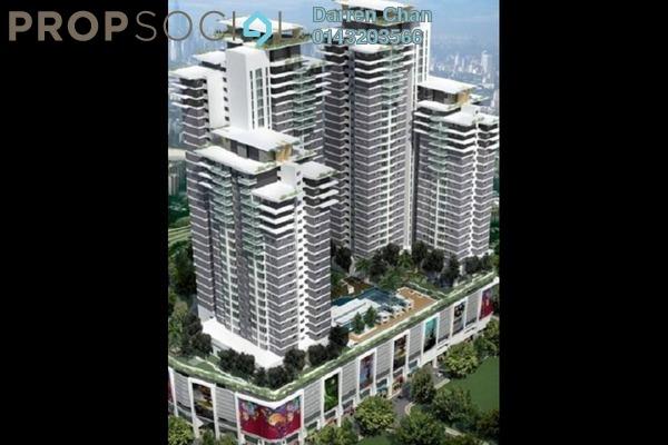 For Rent Condominium at Maxim Residences, Cheras Freehold Semi Furnished 2R/2B 1.5k