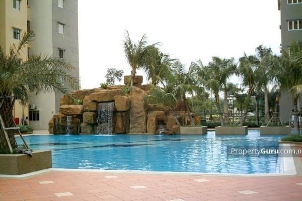 For Rent Condominium at Kelana Mahkota, Kelana Jaya Freehold Fully Furnished 2R/2B 2.2k