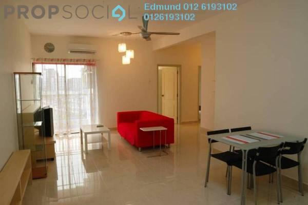 For Sale Condominium at Pelangi Utama, Bandar Utama Freehold Semi Furnished 3R/2B 650k