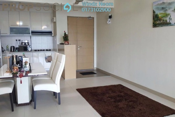 For Sale Condominium at Savanna 2, Bukit Jalil Freehold Fully Furnished 3R/2B 795k