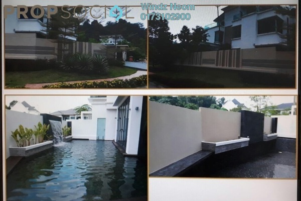 For Sale Bungalow at Section 11, Kota Damansara Freehold Fully Furnished 7R/8B 4.6m